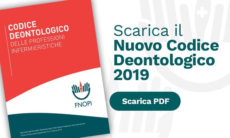 Scarica il Nuovo Codice Deontologico 2019